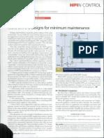 APC More on APC Designs for Minimum Maintenance (2009)