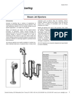 5EH Steam Jet Ejectors