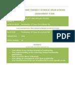 ipt assessment task 3 2014