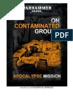 Apocalypse Mission-On Contaminated Ground