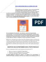 EL TEXTO PARALELO COMO ESTRATEGIA ALTERNATIVA DE EVALUACIÓN.docx