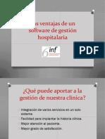Las Ventajas de Un Software de Gestión Hospitalaria