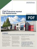 Savills Light Industrial Market Summer 2014