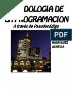 Metodología de Programación a Través de Pseudocódigo,1era Edi