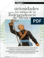 11 Curiosidades Que No Sabías de La Independencia de México