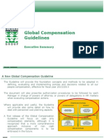 Global Compensation Guidelines - Executive Summary Apr 14