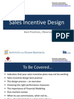 Oliva_Sales Incentive Design Best Practices