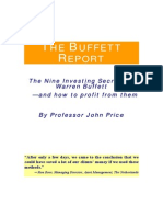 9 Investing Secrets of Warren Buffett