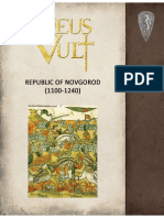 Deus Vult Novgorod Army List Light Version