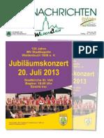 Waldenbuch KW29 Internet