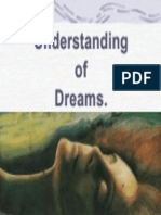 Understanding of Dreams.