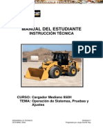 179196866 Manual Estudiante Instruccion Tecnica Cargador Frontal 950h Caterpillar