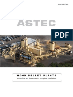 Astec Wood Pellet Plants
