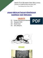 M12 Jihad Menjayakan Wawasan Bangsa & Negara