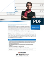 GFI Web Monitor Brochure