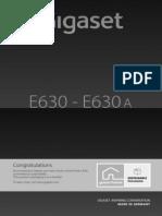 E630A User Guide