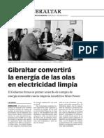 La Verdad del Campo de Gibraltar- Gibraltar convertirá la energía de las olas en electricidad limpia.pdf