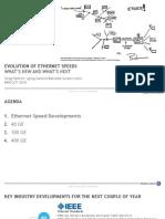Slides - Evolution of Ethernet Speed