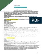 Testi Di Filologia Romanza Modulo a Riassunti (Sacchi)