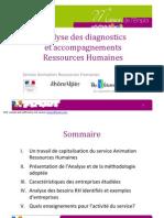 Rapport de Diagnostic Rh