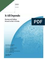 RIO FAVELAS Perlman Final Final Paper