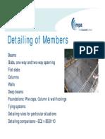 Detailing Members
