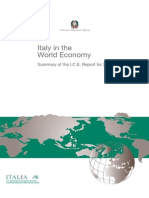 ITALIAN Raport Ice Report2013 Summary