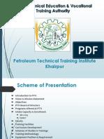 PTTI Presentation Prepared at STEVTA - Copy