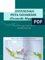 Pembuatan Peta Geomedik