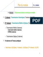 Cours Trans Mobile 2