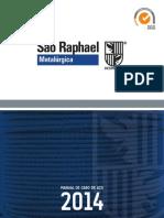 Manual-cabodeaco SaoRaphael 2014