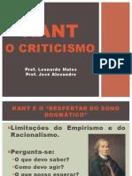 Kant e o Criticisno