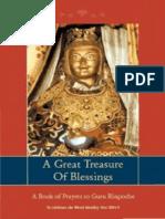 79303878 Great Tresasure of Blessings Book of Prayers to Guru Rinpoche