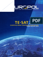 EU Terrorism Situation and Trend Report (TE-SAT 2014)