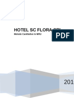 Hotel Flora SPSS
