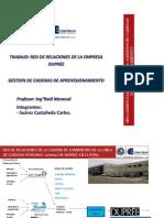 Cds de Empresa Dupree. Carlos Suarez Castañeda