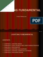 Lighting Fundamental