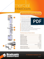 bdm com bi-fold door training booklet v5