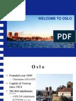 100922 City of Oslo Presentation