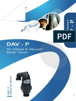 Automatic Air Valve - DAV Series