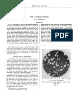 API-36-204 Oil Treating Methods