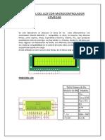 Control Del Lcd Con Microcontrolador Atmega8