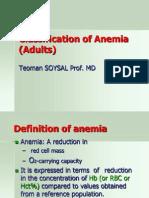 Classification of Anemia Ok