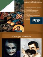 Coringa e Nietzsche