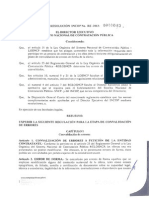 083-2013 ResolucionINCOP (Regulacion de La Etapa de Convalidaciones)