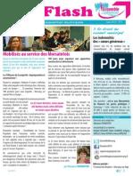 Infoflash_Juin_2014_N°1