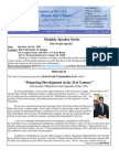 2007 September UNA-Tampa Bay Newsletter