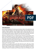 Wolfenstein Game Guide