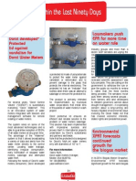 Dorot's News - water-meter protected lid & Dorot's new standarts
