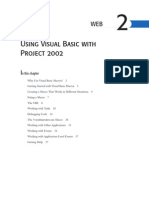 VisualBasic With Project